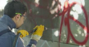 Graffitti entfernen Berlin