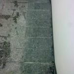 Granit Rostflecken entfernen