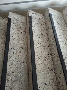 betonwerkstein polieren