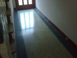 terrazzo polieren in leipzig